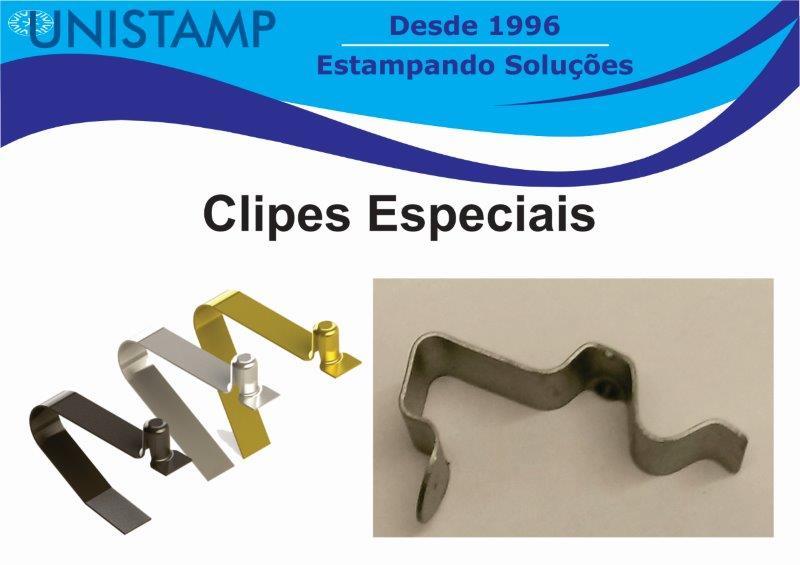 Travas e Clipes Especiais